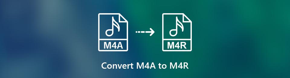 3種簡單的方法將M4A轉換為M4R以為iPhone創建鈴聲
