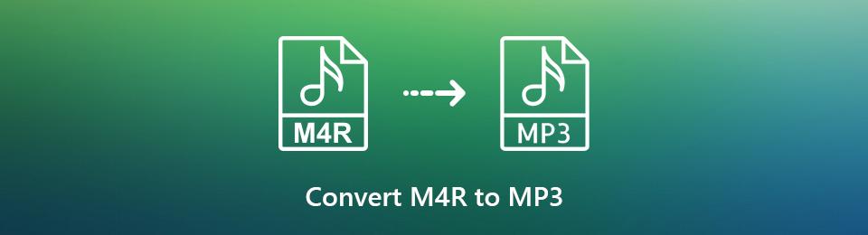 在Windows / Mac / Online上將M3R轉換為MP4音頻文件的3種方法
