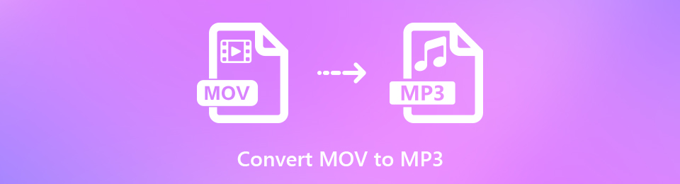 Tutorial to Convert MOV Video to MP3 Audio on Windows/Mac/Online