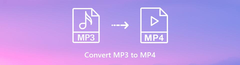 MP3 MP4 Converter - Tıklamalar içinde MP3 dosyalarını MP4 dönüştürmek nasıl