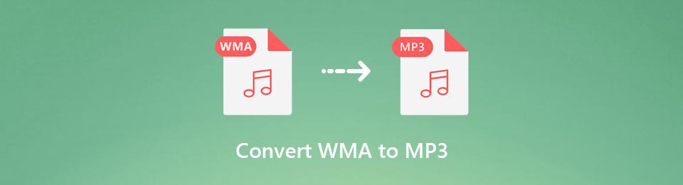 Warum müssen Sie WMA-Dateien konvertieren? So konvertieren Sie WMA mit Leichtigkeit in MP3