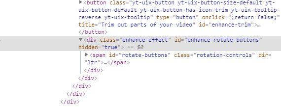 刪除YouTube頁面代碼