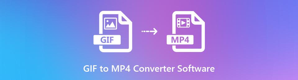 Καλύτερο μετατροπέα GIF σε MP4 για να μετατρέψετε τα αρχεία GIF σε αρχεία MP4 γρήγορα