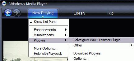 SolveigMM WMP Trimmer Plugin