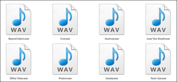 WAV-Format